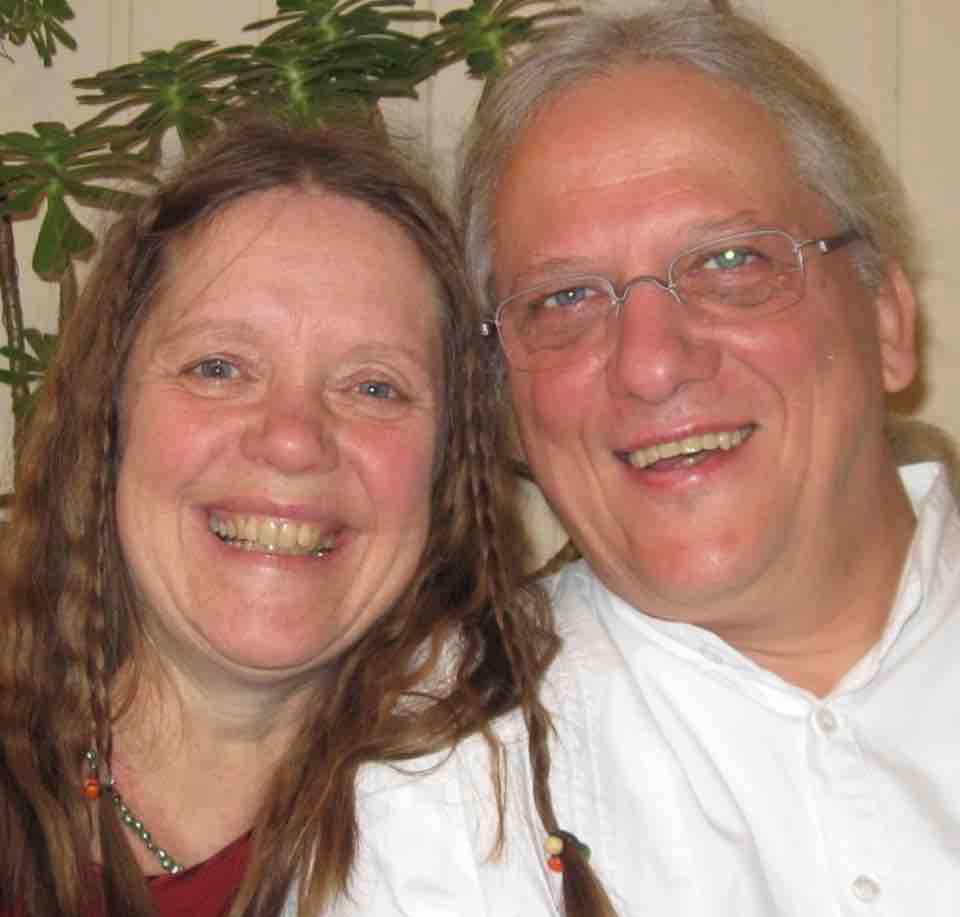 Karin und Gerold Voss